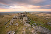 West mill tor — Stock Photo