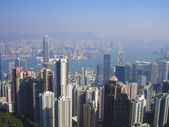 Hong Kong - Skyline — Stock Photo