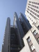 бизнес - архитектура — Стоковое фото
