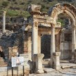 Temple of Hadrian, Ephesus — Stock Photo #44495281