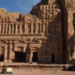 Royal Tombs, Petra — Stock Photo #44495833