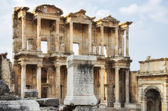 Library of Celsus, Ephesus — Stock Photo