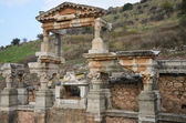 Fountain of Pollio, Ephesus — Stock Photo