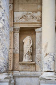 Library of Celsus, Ephesus — 图库照片