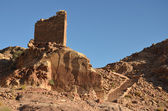 Crusader Fort, Petra — Stock Photo