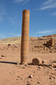 Pharaoh's Column, Petra — Stock Photo
