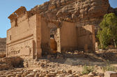 Qasr al-Bint, Petra — Stock Photo