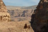 Monastery Trail, Petra — Stock Photo