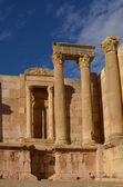 South Theatre, Jerash — Stock Photo