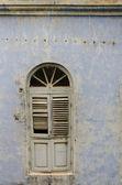 Stone Town Window — Stock Photo
