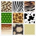 ������, ������: Animal skin