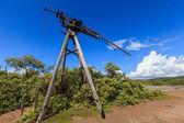 Torre molino de viento — Foto de Stock