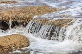 Cachoeira do mar — Foto Stock