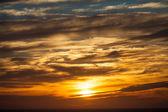 Resumo de nuvem — Foto Stock