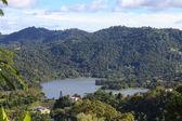 Lago carraizo — Stockfoto