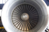 Fragment of impulse turbine. Plane — Stock Photo
