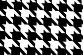 Formes noires et blanches — Stockfoto