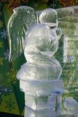 Isiga skulptur — Stockfoto