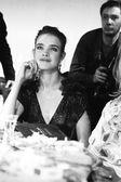 Natalia Vodianova at Love Ball — Stock Photo