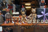 Etalages van kind shop in scipton in verenigd koninkrijk — Stockfoto