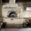 Interior  of russian house with oven — Stock Photo #45381607