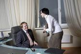 Office people. — Stock Photo