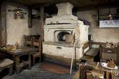 俄罗斯的炉子 — 图库照片