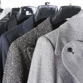 Muž oblečení — Stock fotografie