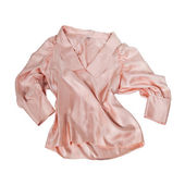 Pink women blouse — Stock Photo