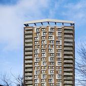 高層ビル建物 — ストック写真