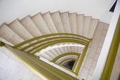 Curved Stone Stairway — Stockfoto