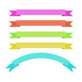 Renk afiş — Stok Vektör