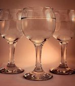Wineglasses — Photo