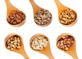 Nuts — Stock Photo
