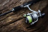 釣りリール — ストック写真