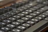 Hebrew English Keyboard — Stock Photo