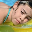 At the Pool — Stock Photo #44041045