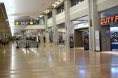 Duty free shops — Stock Photo
