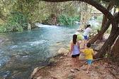 Ürdün Nehri — Stok fotoğraf