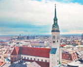 Munich City Scape — Stock Photo