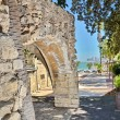 Old arches in Jaffa, Israel — Stock Photo #44638923