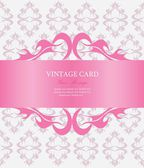 Wedding invitation — Vector de stock