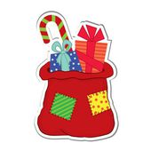 Bag with gifts — Stock Vector