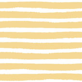Seamless pattern with hand painted brush strokes, striped backgr — Stock Vector