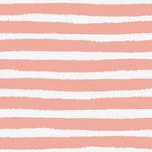 Wzór z ręcznie malowane pędzlem, paski tle — Wektor stockowy