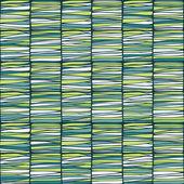 Nahtlose muster mit abstrakten geometrischen doodle ornament — Stockvektor