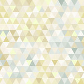 Triangle neutral abstract background. Template for your design — Stock Vector