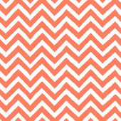 Geometric chevron seamless pattern. Hand drawn texture — Stock Vector