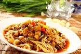 Deliciosa comida china — Foto de Stock