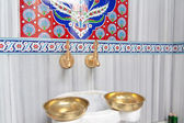 Turkish hamam bath — Stock Photo